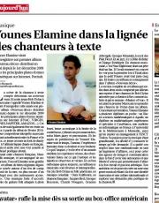 Aujourd'hui Le Maroc - Younes Elamine
